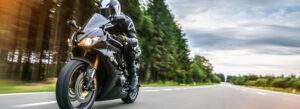 Un máximo de PRUEBAS para MOTOCICLISTAS